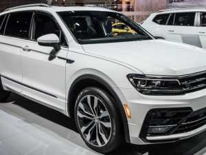 59 All New 2020 Volkswagen Tiguan Release Date Redesign and Review