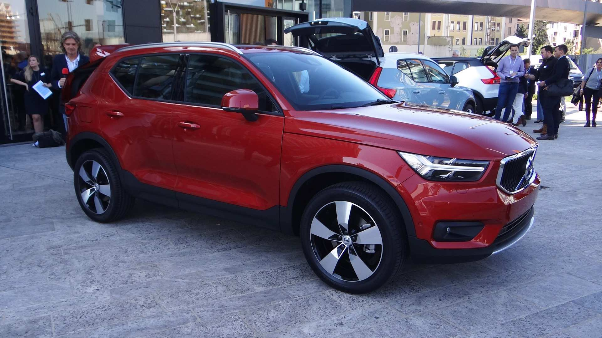 59 All New 2020 Volvo Xc40 Plug In Hybrid Price And Review