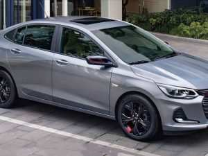 59 All New Chevrolet Onix Sedan 2020 Release Date and Concept