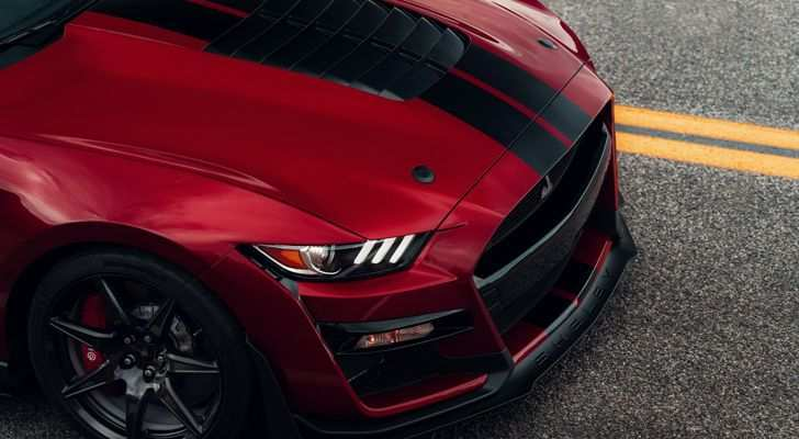 59 All New Ford Debuts 2020 Shelby Gt500 New Review