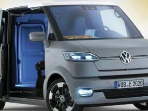 59 All New Furgoneta Volkswagen 2020 Concept
