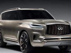 59 All New Infiniti Qx80 Redesign 2020 Price and Release date