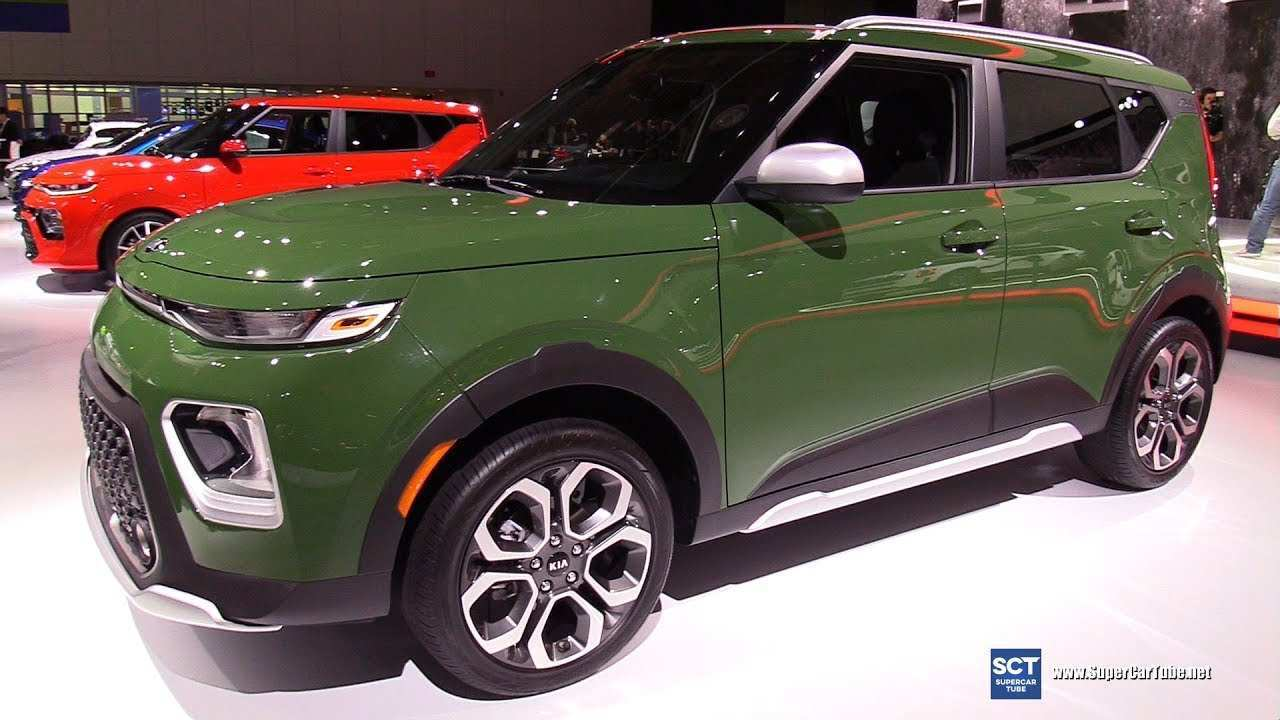 59 All New Kia Soul 2020 You Tube Research New
