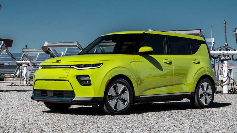 59 All New Kia Soul Ev 2020 Concept And Review