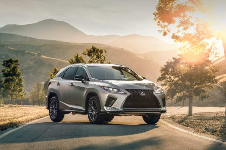 59 All New Lexus Canada 2020 Price And Review