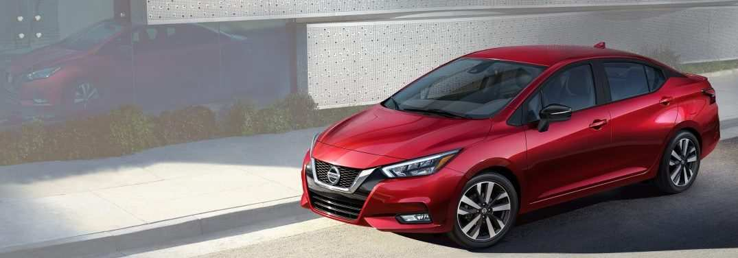 59 All New Nissan Versa 2020 Specs Style