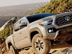59 All New Toyota Tacoma Trd Pro 2020 Model