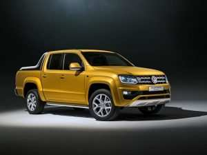 59 All New Volkswagen Amarok V6 2020 Performance and New Engine