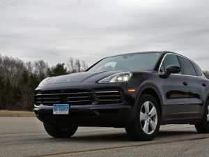 59 Best 2019 Porsche Cayenne Standard Features Redesign and Review