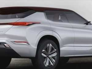 59 Best Mitsubishi Montero 2020 Exterior and Interior