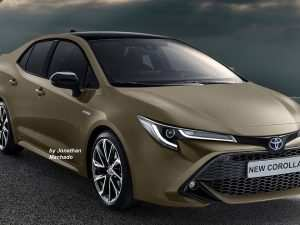 59 Best Toyota New Shape 2020 New Concept