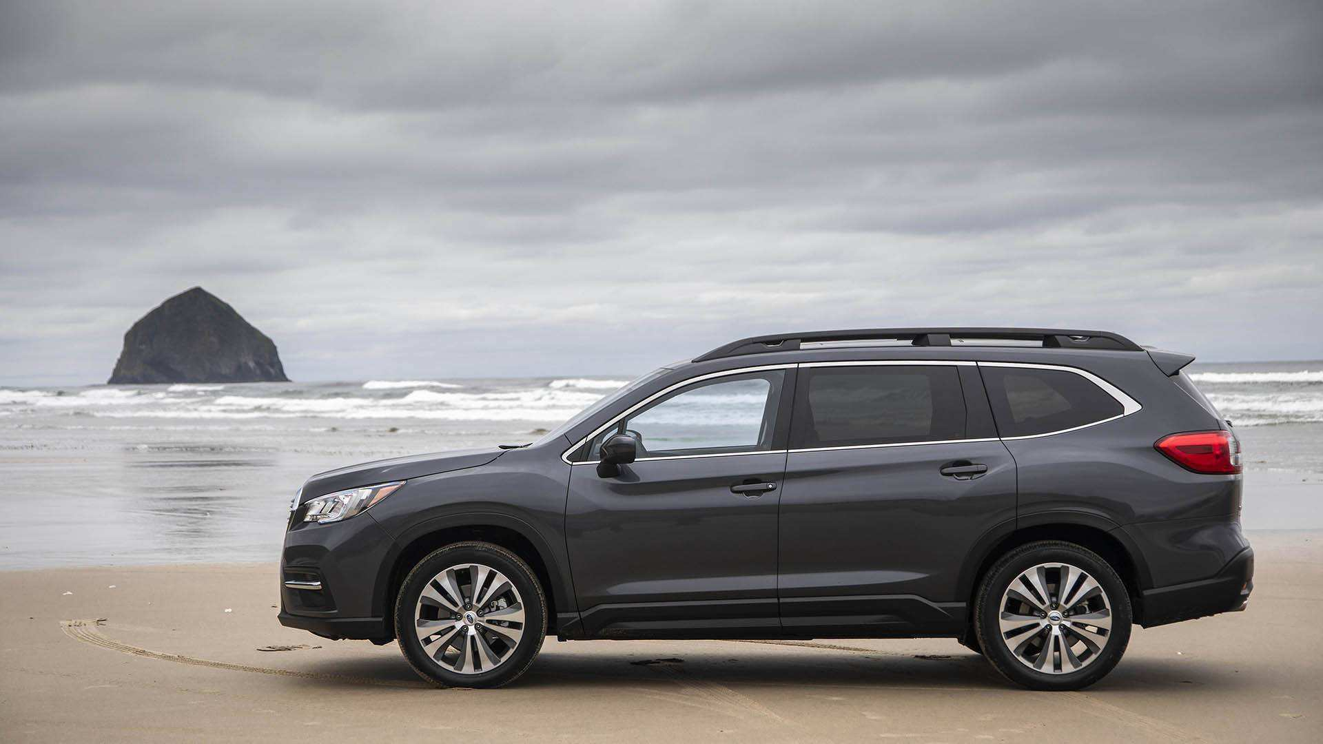 59 New 2019 Subaru Ascent Release Date Concept And Review