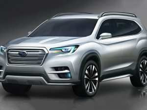 59 New 2019 Subaru Ascent Release Date Performance and New Engine