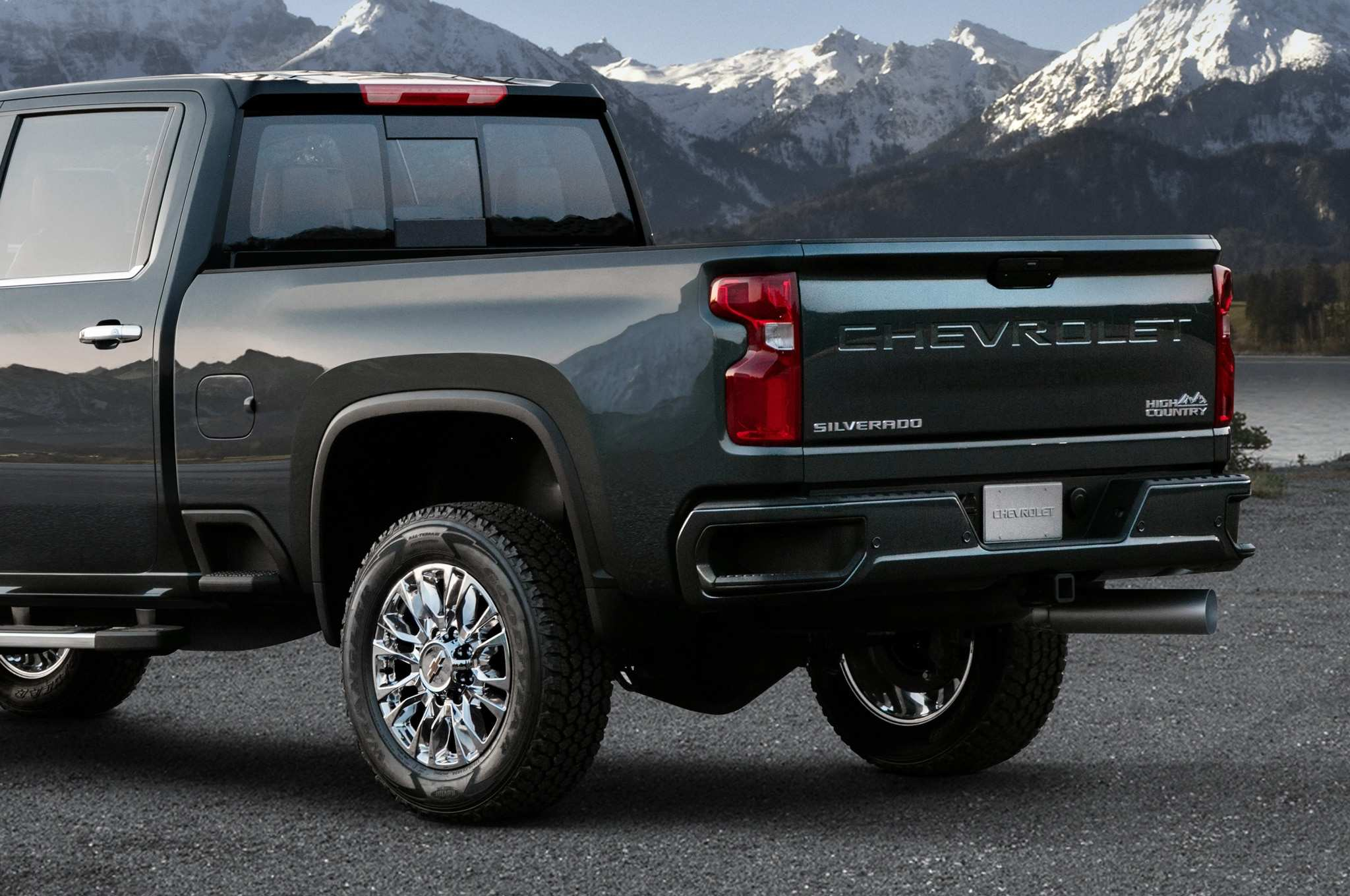 59 New 2020 Chevrolet 2500 High Country Performance