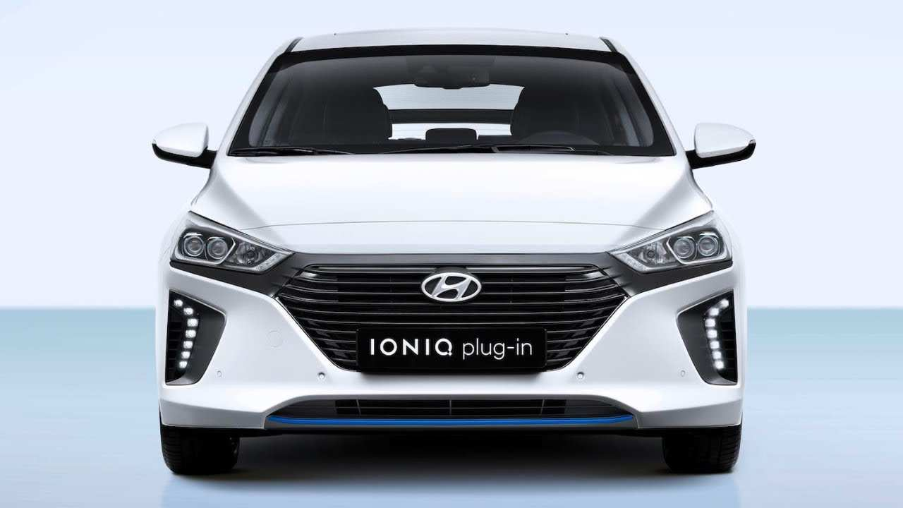 59 New 2020 Hyundai Ioniq Concept and Review