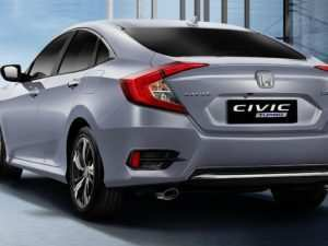 59 New Honda Civic 2020 Redesign and Review
