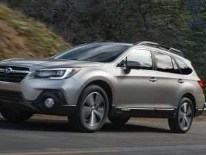 59 New Next Generation Subaru Outback 2020 Release Date and Concept