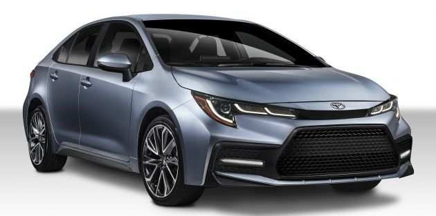 59 New Toyota Altis 2020 Malaysia Concept And Review