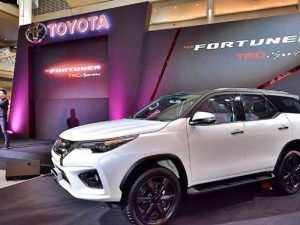 59 New Toyota Fortuner New Model 2020 History