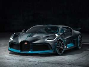 59 The 2019 Bugatti Chiron Sport Top Speed Spy Shoot