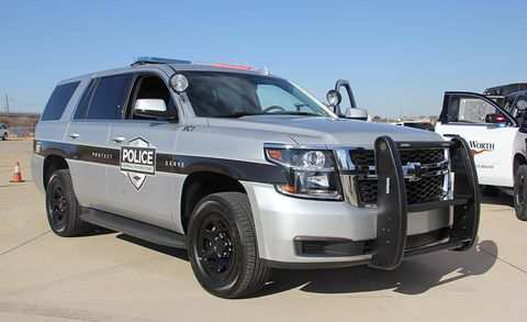 59 The 2019 Chevrolet Police Vehicles Picture