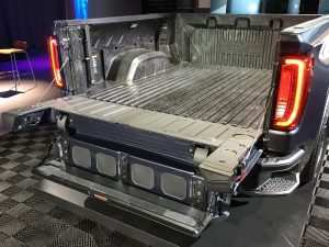 59 The 2019 Gmc 1500 Tailgate Exterior and Interior