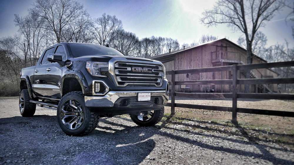 59 The 2019 Gmc Black Widow Picture