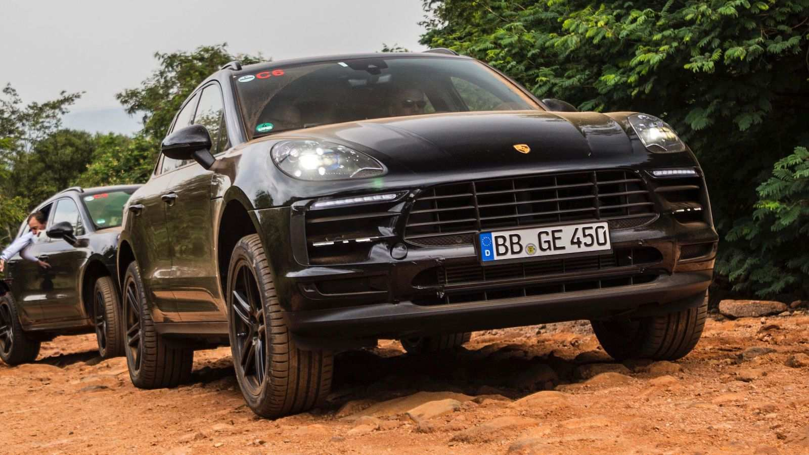 59 The 2019 Porsche Macan Hybrid First Drive