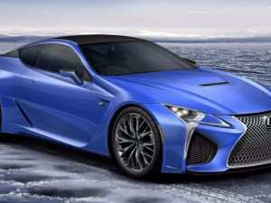 59 The 2020 Lexus Lc F Picture