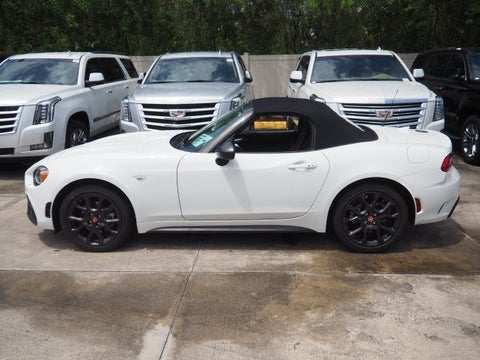 59 The Best 2019 Fiat Spider Abarth Model