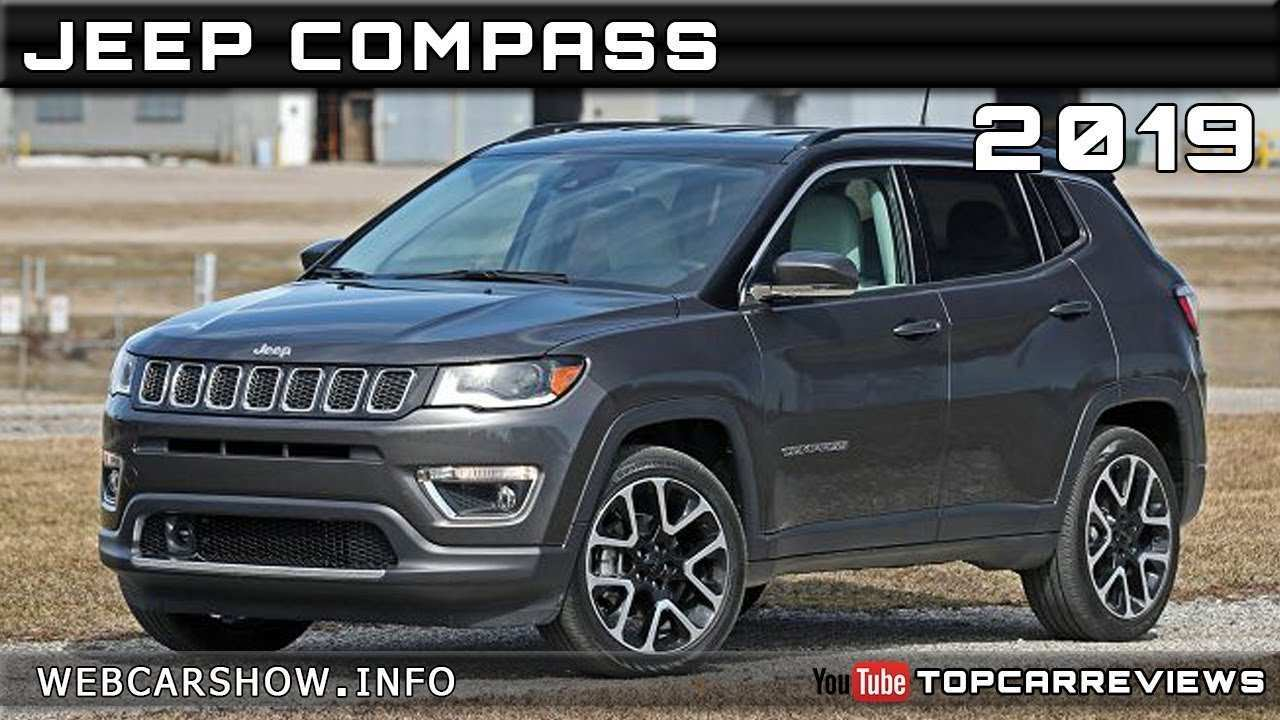 59 The Best 2019 Jeep Compass Release Date New Model And Performance