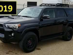 59 The Best 2019 Toyota 4Runner Trd Pro Review Exterior