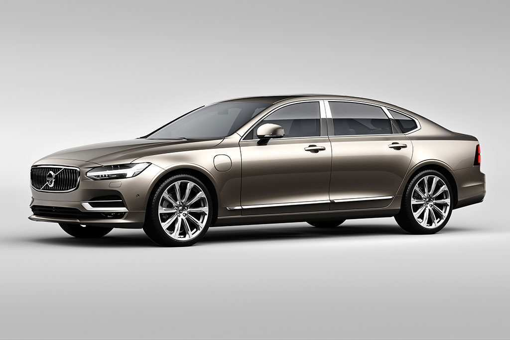 59 The Best 2019 Volvo Sedan Redesign