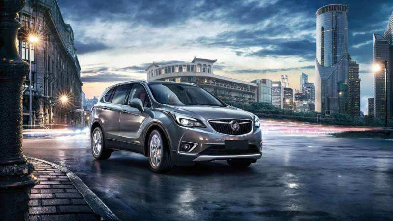59 The Best 2020 Buick Envision Reviews Specs And Review