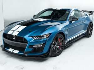 59 The Best 2020 Ford Shelby Gt500 Price Exterior and Interior