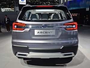 2020 Subaru Ascent Rumors