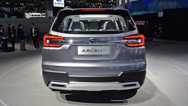 59 The Best 2020 Subaru Ascent Rumors Price