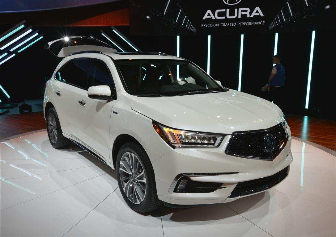 59 The Best Acura Rdx Hybrid 2020 Specs And Review