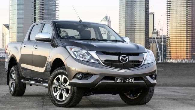 59 The Best All New Mazda Bt 50 2020 Performance And New Engine