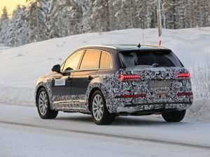 59 The Best Audi Q7 2020 Interior New Model and Performance
