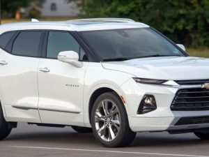 59 The Best Chevrolet Blazer 2020 Specs Photos