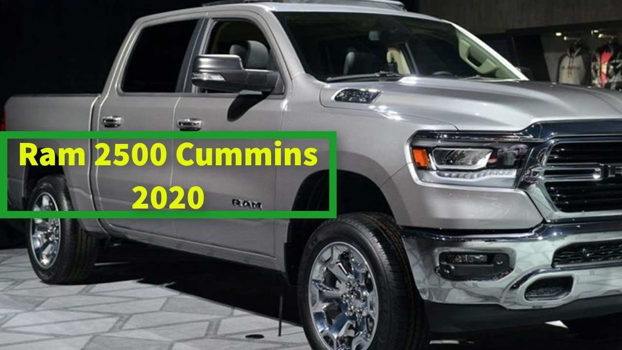 59 The Best Dodge Truck 2020 New Review