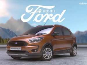 59 The Best Ford Ka 2019 Facelift First Drive