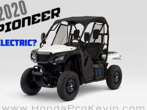 59 The Best Honda 2020 Electric Spesification