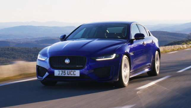 59 The Best Jaguar Xe 2019 Release Date And Concept