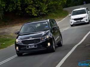Kia Grand Carnival 2019 Review