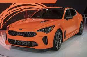 59 The Best Kia Stinger 2020 Interior