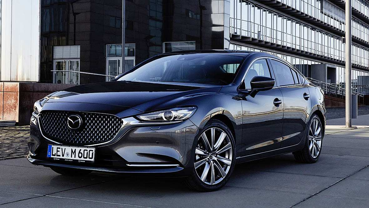 59 The Best Mazda 6 2020 Forum Redesign And Concept