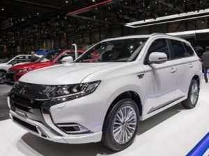 59 The Best Mitsubishi Outlander Phev 2020 Release Date Spesification