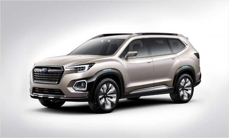59 The Best Subaru Forester 2020 Concept New Review
